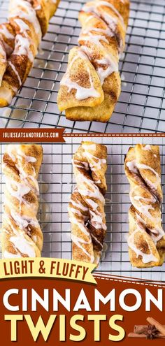 Want more fall baking recipes? Grab some pizza dough and learn how to make Cinnamon Twists! This holiday baking recipe is so easy. With all the flavor of cinnamon rolls, this sweet breakfast idea will disappear fast! Quick And Easy Breakfast, Sweet Breakfast, Breakfast Recipes, Breakfast Ideas, Cinnamon Twists, Cinnamon Rolls, Easy Holiday Recipes, Fall Recipes, Fall Baking