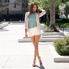 Check out Mint Condition Look by L'atiste and Qupid at DailyLook