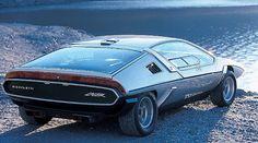 1971 Matra Laser concept by Michelotti