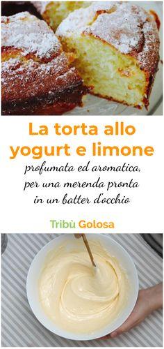Torte Cake, Italy Food, Pound Cake, No Bake Cake, Biscotti, Baked Goods, Cake Recipes, Bakery, Cheesecake