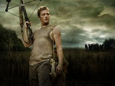 Walking Dead, Daryl