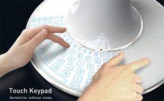 """""""B-membrane"""" Laptop/Desktop Hybrid by Won-Seok Lee » Yanko Design"""