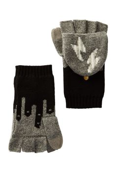 Marc by Marc Jacobs Idle Wild Wool Mitten