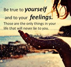 Be true to yourself http://www.lanelamani.com/
