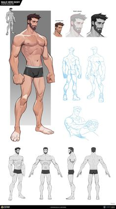 Character Design Animation, Character Design References, Fantasy Character Design, Character Drawing, Character Design Inspiration, Character Concept Art, Character Design Tutorial, Character Model Sheet, Man Character