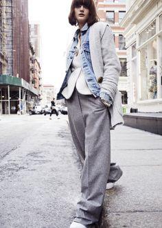 Inspiration & Bilder des Tages // <br/> CRs Denim Guide oder: Eine Liebeserklärung an die Jeansjacke