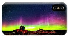 Aurora On The Case IPhone X Case for Sale by John Lee. Protect your iPhone X with an impact-resistant, slim-profile, hard-shell case. The image is printed directly onto the case and wrapped around the edges for a beautiful presentation. Simply snap the case onto your iPhone X for instant protection and direct access to all of the phone's features!
