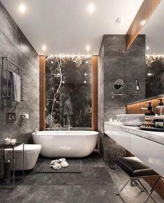 69 Fantastiche Immagini Su Bagni Nel 2019 Bathroom Modern Modern