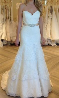 Tara Keely 2206: Buy This Dress For A Fraction Of The Salon Price On  PreOwnedWeddingDresses. Used Wedding ...