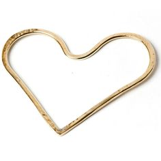 Heart bangle Larissa Landinez