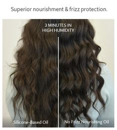 Main Image - Living proof® No Frizz Nourishing Oil Wavy Hair 2a, 2a Hair, Frizzy Wavy Hair, Oil For Curly Hair, Hair Frizz, Curly Hair Tips, Curly Hair Care, Curly Girl, Frizzy Hair Remedies