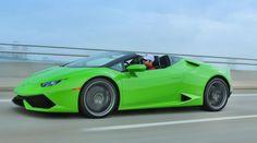 Green Huracan