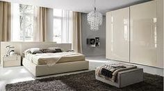 Ideas for a cozy bedroom design by Rossetto Armobil - Home Decoration Modern Luxury Bedroom, Luxury Bedroom Design, Modern Bedroom Decor, Stylish Bedroom, Master Bedroom Design, Bedroom Furniture Sets, Cozy Bedroom, Luxurious Bedrooms, Home Decor Furniture