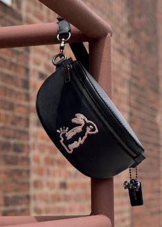fb70e37e590 Selena Belt Bag With Bunny.  CoachxSelena Coach Belt
