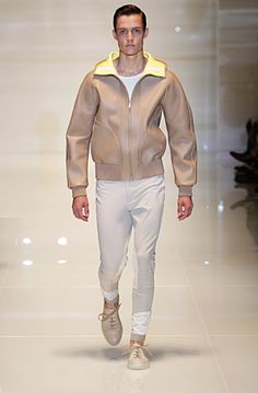 Gucci Men's Fashion Show Spring/Summer 2014