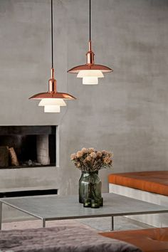 Limited Edition of PH Pendant Lamp in copper - NordicDesign