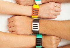 Kapture Audio : un bracelet dictaphone qui enregistre vos instants de vie