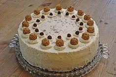Schoko - Nuss - Sahne - Torte 6