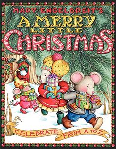 A Merry Little Christmas: Celebrate from A to Z by Mary Engelbreit http://www.amazon.com/dp/0060741600/ref=cm_sw_r_pi_dp_dswWwb0H0W3PS