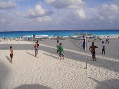 Beach Palace: Beach Volleyball organized by Staff