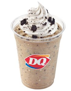 Steward of Savings : FREE Ultimate Oreo Frappes at Dairy Queen!  #DQFreeFrappé