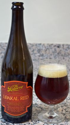 The Bruery Loakal Red Ale
