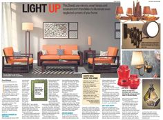 Illuminate your home with our Milano Metal and Glass Chandelier. HT Estates Thank You for the feature! Product Link - http://www.gulmoharlane.com/products/milano-metal-and-glass-chandelier-nickel-finish