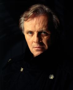 Anthony Hopkins - London 1991 by Brian Aris