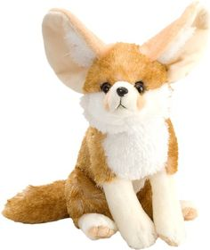 "Wild Republic Cuddlekin Fennic Fox 12"" Plush Wild Republic http://www.amazon.com/dp/B007JLVQEM/ref=cm_sw_r_pi_dp_jZFlub015QTHJ"