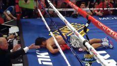 Juan Manuel Marquez Knocks Manny Pacquaio Out Cold