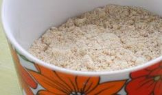 THM All-Purpose Baking Mix. The oat fiber lowers the fat content, the calorie count, and the expense!
