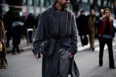 Street Style | Alex Badia | Milan