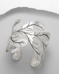 Auralee Designs | Sterling silver cuff bracelet                                                                                                                                                                                 More