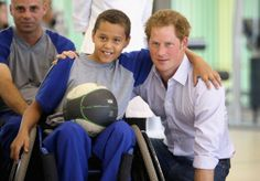 Prince Harry Photos - Cameroon v Brazil: Group A - 2014 FIFA World Cup Brazil - Zimbio
