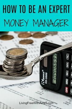 Get your finances under control in order to lessen the overwhelm in your life.
