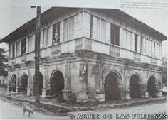 "The bahay na bato (from tagalog ""bahay,""house, and ""na bato,"" of stone), also known as bahay kastila (spanish house) and bahay na tisa. Philippine Architecture, Filipino Architecture, Colonial Architecture, Spanish House, Spanish Colonial, Philippine Art, Intramuros, Old Buildings, Victorian Homes"