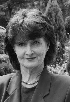 Eavan Boland, the beautiful woman of contemporary Irish poetry.
