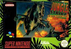 Emularoms: Jungle Strike [ SNES ]