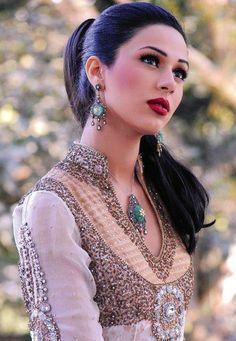 Pakistani Woman Fashion!!!