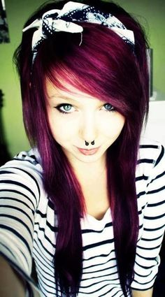 This is what the color of my hair was and I want it to stay that color damn it!!! :/