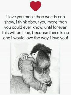 i love you more than anything in my life images will express your lovely dovely emotions and most inspirational deep love quotes for him or her brings up all kinds of additional emotions in a cute way. Cute Love Quotes, Heart Touching Love Quotes, Love Quotes For Him Romantic, Soulmate Love Quotes, Love Husband Quotes, Love Quotes With Images, Love Quotes For Her, Love Yourself Quotes, Quotes For Loved Ones