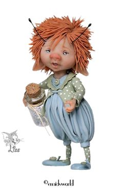 Alles voor en over PSP : TUBES LIZE Enaidsworld Fairy Room, Fairy Art, Dragons, Elf Doll, Storybook Cottage, Fairy Pictures, Fairy Figurines, Baby Fairy, Clay Figurine