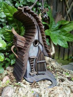 Magical fairy fairies house | fairiehollow.com