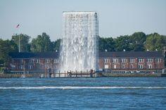 Olafur Eliasson, 'The New York City Waterfalls, Governors Island', Jun 26, 2008 – Oct 13, 2008