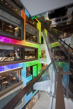 Benoy-designed iAPM breaks the retail mould for Shanghai