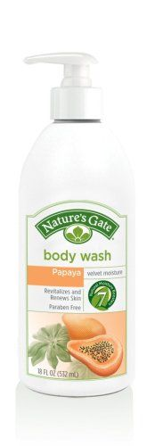 Nature's Gate Papaya Velvet Moisture Body Wash , 18-Ounce Bo    I want to try this... this brand is expensive tho, love their shampoo's and conditioners.