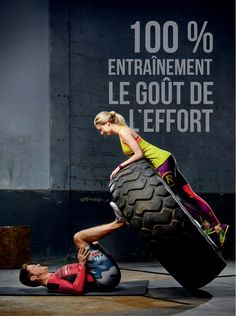 100% #entraînement  #crossfit #activewear #performance #vêtements Effort, Crossfit, Activewear