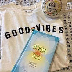 Thank you @southmoonundermontclair for including my Yoga 365 book in this sunshiny image! Dreaming of Springtime, warmth, and feeling the sun on my skin instead of through layers of sweaters and scarves! .☀️💛☀️ #Repost @southmoonundermontclair ・・・ Winter weather got ya down?? We've got just the goods to get you into the spring mood! Check out our A D O R A B L E tees and tanks, yoga 365 by @susannaharwoodrubin and fill up your cup of sunshine with warm thoughts!  #yoga365book #yoga365…