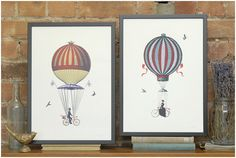 Ride Above It screen prints