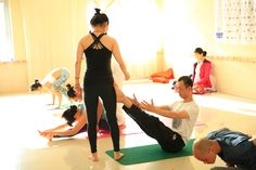https://flic.kr/p/QzvLCY | Ashtanga Teacher Training in Rishikesh India | Yoga classes in Rishikesh India